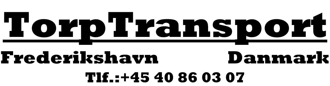 Torp Transport v/Poul Martin Torp